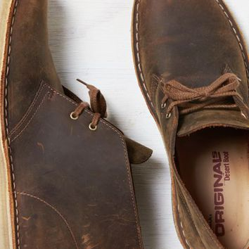 AEO Men's Clarks Originals Desert Boot (Medium Brown)