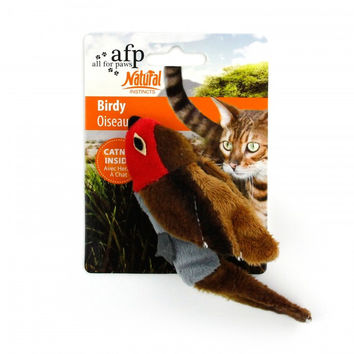All For Paws Cat Toy Natural Instincts Birdy