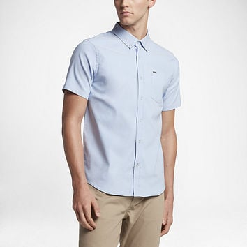 The Hurley Dri-FIT One And Only Men's Short Sleeve Shirt.
