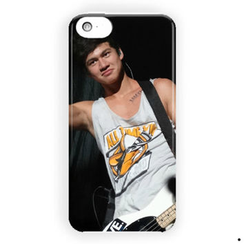 Calum Hood Boy Band 5 Sos Cover For iPhone 5 / 5S / 5C Case