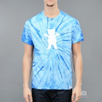 Grizzly Griptape OG Bear Tie Dye Tee | Caliroots - The Californian Twist of Lifestyle and Culture