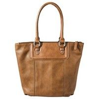 Merona® Butternut Wood Tote - Brown