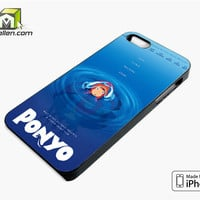 Disney Ponyo iPhone 5s Case Cover by Avallen