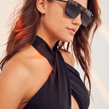 Quay Star Gaze Shield Sunglasses - Urban Outfitters