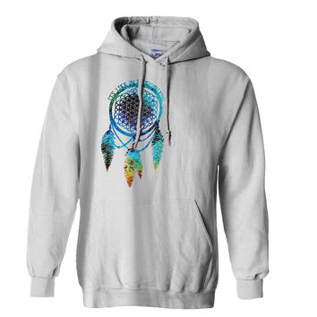 Bring Me The Horizon Dream Catcher Galaxy New Hoodie for Mens Hoodie and Womens Hoodie *