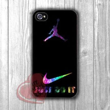 DCCKHD9 Jordan Nike Just Do It logo -end for iPhone 4/4S/5/5S/5C/6/ 6+,samsung S3/S4/S5,samsun