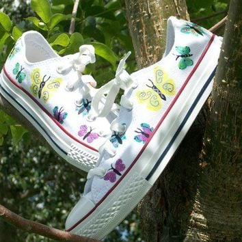 Butterfly Converse
