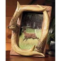 Wild Wings Antler Photo Frame 4x6