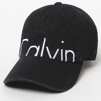 Calvin Klein My Calvins Logo Dad Hat at PacSun.com