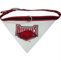 PEAPB5F Arkansas Collar Bandana