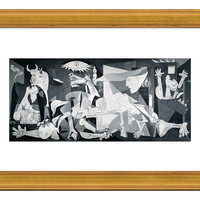 Picasso, Guernica, 1937, Paintings