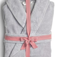 Women's Nordstrom Terry Velour Robe
