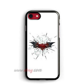Cracked Glass iPhone Cases Batman Samsung Galaxy Phone Cases Superman iPod cover