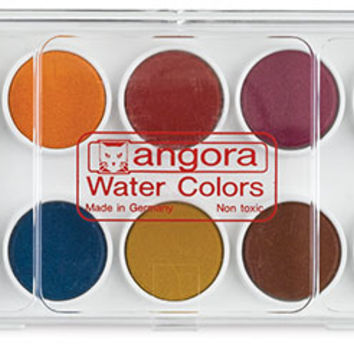 Talens Angora Watercolor Pan Sets - BLICK art materials