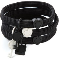 Marc By Marc Jacobs Charm Detail Hair Bands - Russo Capri - Farfetch.com
