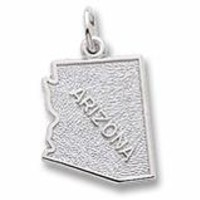 Arizona Charm In Sterling Silver