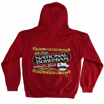 Oh Boy What a Beer (Chili) / Hoodie