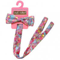 Simply Southern Sunglass Bow Retainer - Monkey