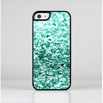 The Glimmer Green Skin-Sert Case for the Apple iPhone 5c