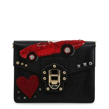 Dolce&Gabbana Women Black Crossbody Bags