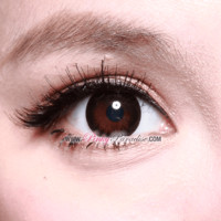 Angel Ex Black - Circle Lenses & Colored Contacts | PinkyParadise