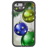 Christmas Ornaments Tough Xtreme iPhone 6 Case