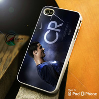 CR7 iPhone 4 5 5c 6 Plus Case, Samsung Galaxy S3 S4 S5 Note 3 4 Case, iPod 4 5 Case, HtC One M7 M8 and Nexus Case