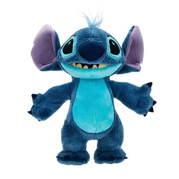 Disney Parks Stitch Standing 9 inc Plush New with Tag