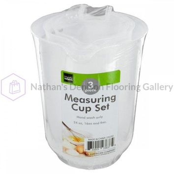 Plastic Measuring Cup Set OS250