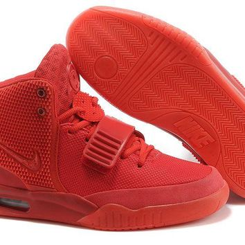 Jacklish Nike Air Yeezy 2 Red October For Sale