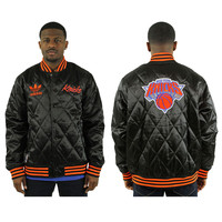 Adidas New York Knicks NBA Men's Varsity Jacket Coat