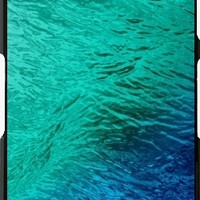 GrabYourDesign - Case for Sony Xperia Z3 Compact Ocean Water Turquoise Digital - by BluedarkArt
