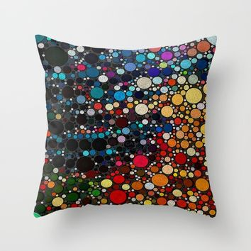 :: Resolutions :: Throw Pillow by :: GaleStorm Artworks ::