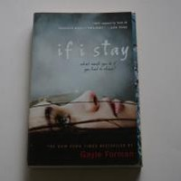 IF I STAY by Gayle Forman: SPEAK Publisher 9780142415436 Soft cover, 2nd Edition - Wisdom Lane Antiques