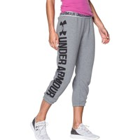 Under Armour Women's Favorite Fleece Capris | DICK'S Sporting Goods