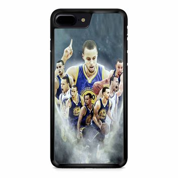 Stephen Curry Race For Mvp iPhone 8 Plus Case