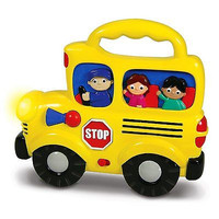 The Learning Journey Early Learning Wheels Bus Learning Toys Songs Kids Free New