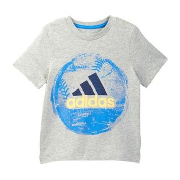 adidas | Field & Court Tee (Toddler & Little Boys) | Nordstrom Rack