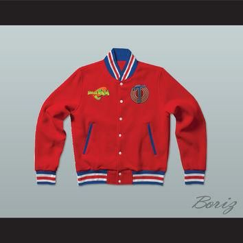 faf4020e1f761c ... Michael Jordan Space Jam Tune Squad Red Letterman Jacket-Style S ...