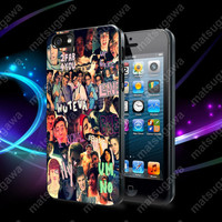 Magcon Boys Collage 2 Case For iPhone 5, 5S, 5C, 4, 4S and Samsung Galaxy S3, S4