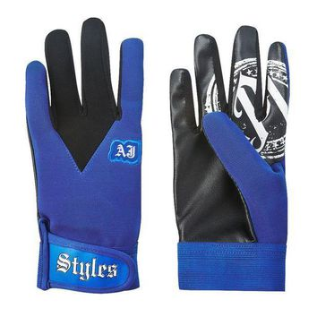 PEAPYV3 Motocycle fairing -Impact Wrestling The Phenomenal AJ Styles Blue gloves red/balck/gloves/Gold or gray Roman Reigns gloves