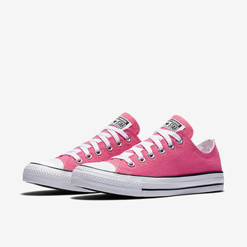 The Converse Chuck Taylor All Star Low Top Women's Shoe.