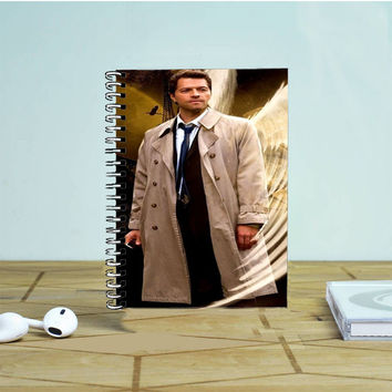 Castiel Photo Notebook Auroid