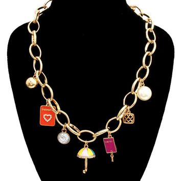 Summer Charm Necklace