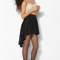 One & Only X Urban Renewal Lace Dancer Skirt - Urban Outfitters