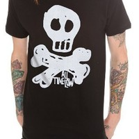All Time Low Skull T-Shirt 2XL