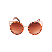 Emma Gradient Frame Cateye Glasses : Emma Gradient Frame Cat Eye Clear from BlueDame