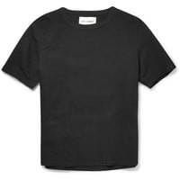 Our Legacy - Linen and Cotton-Blend T-Shirt | MR PORTER