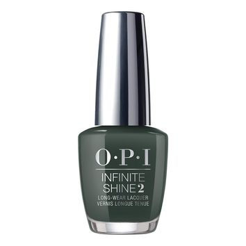OPI Infinite Shine - Things I've Seen In Aber-green - #ISLU15