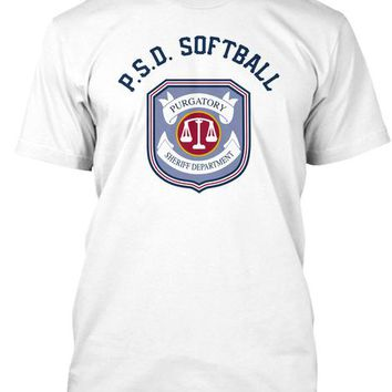 Purgatory Softball Team Shirt